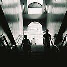 Blok-M Busway Tunnel by parjancipta