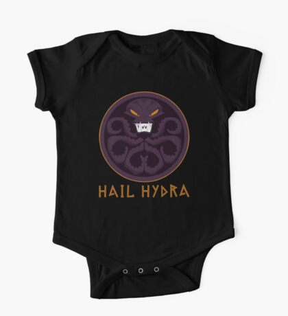 Hail HYDRA One Piece - Short Sleeve