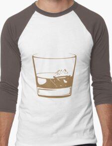 Whisky. Men's Baseball ¾ T-Shirt