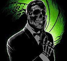 James Bones by eggzoo