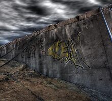 Leaning Great Wall by Ben Pacificar