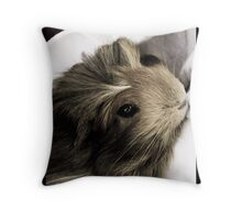 Pet Hamster Throw Pillow