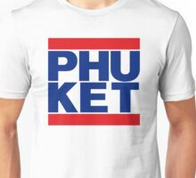 DMC PHUKET THAI FLAG Unisex T-Shirt