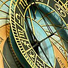 Astronomical Clock by Colin Shepherd