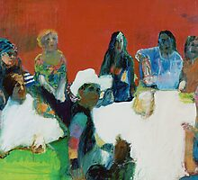 eight women artists by Galya Pillin-Tarmu
