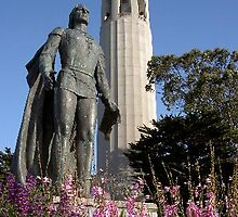 coit Tower, San Francisco, usa by chord0