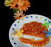 Happy Birthday by Maria Dryfhout