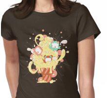 Scream Cream Womens Fitted T-Shirt