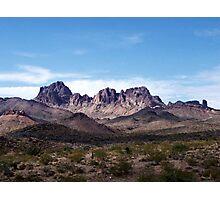 Nevada scenery: I Photographic Print