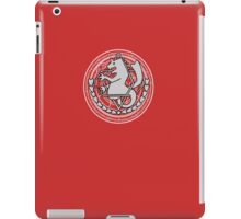 The Stately Alchemist (Breast Pocket) iPad Case/Skin