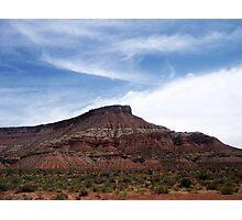 Nevada scenery: II Photographic Print