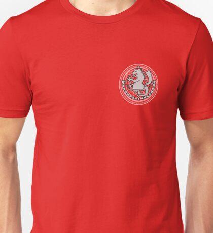 The Stately Alchemist (Breast Pocket) Unisex T-Shirt
