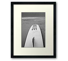 Rescue Framed Print