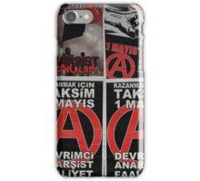 MSA #15 - May Day iPhone Case/Skin