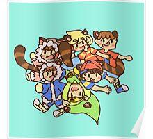The smash kid crew Poster