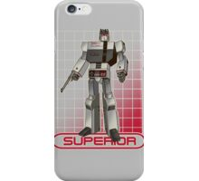 Superior Entertainment System iPhone Case/Skin