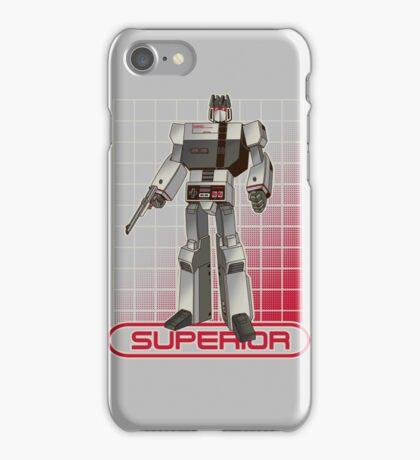 Superior Entertainment System iPhone Case/Skin