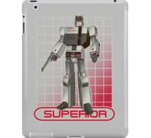Superior Entertainment System iPad Case/Skin