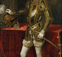 King Philip II of Spain by PattyG4Life