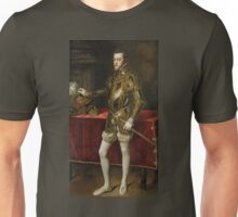 King Philip II of Spain Unisex T-Shirt