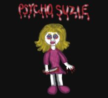 Psycho Suzie Doll  by Rajee