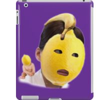 Lemon & Baby iPad Case/Skin
