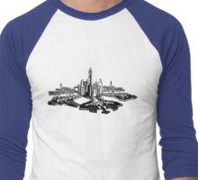 Atlantis City Men's Baseball ¾ T-Shirt