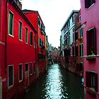 A day in Venice by Baha Mosa