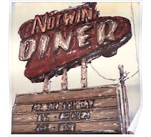 Norwin Diner Poster