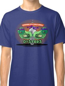 Oysters In A Half Shell Classic T-Shirt