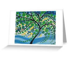 Windswept Greeting Card
