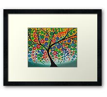 Twilight Joy Framed Print