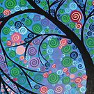 Shimmer Tree by cathyjacobs