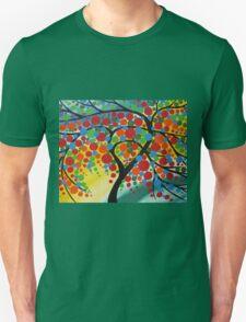Orb Tree Unisex T-Shirt
