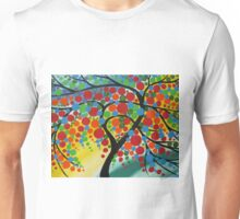 Orb Tree Unisex T-Shirt