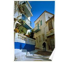 Up from the Harbour, Poros Poster
