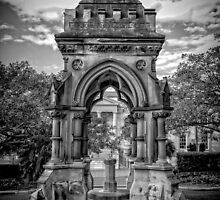 Hyde Park Drinking Fountain, Sydney by JOSEPH-ILIADIS