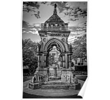 Hyde Park Drinking Fountain, Sydney Poster