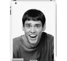 Jim Carrey from Dumb and Dumber iPad Case/Skin
