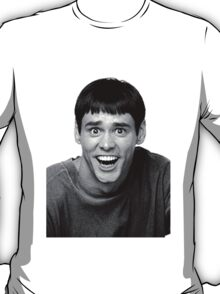 Jim Carrey from Dumb and Dumber T-Shirt