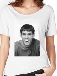 Jim Carrey from Dumb and Dumber Women's Relaxed Fit T-Shirt