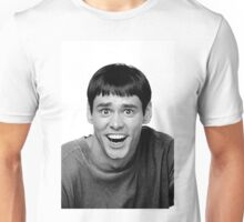 Jim Carrey from Dumb and Dumber Unisex T-Shirt