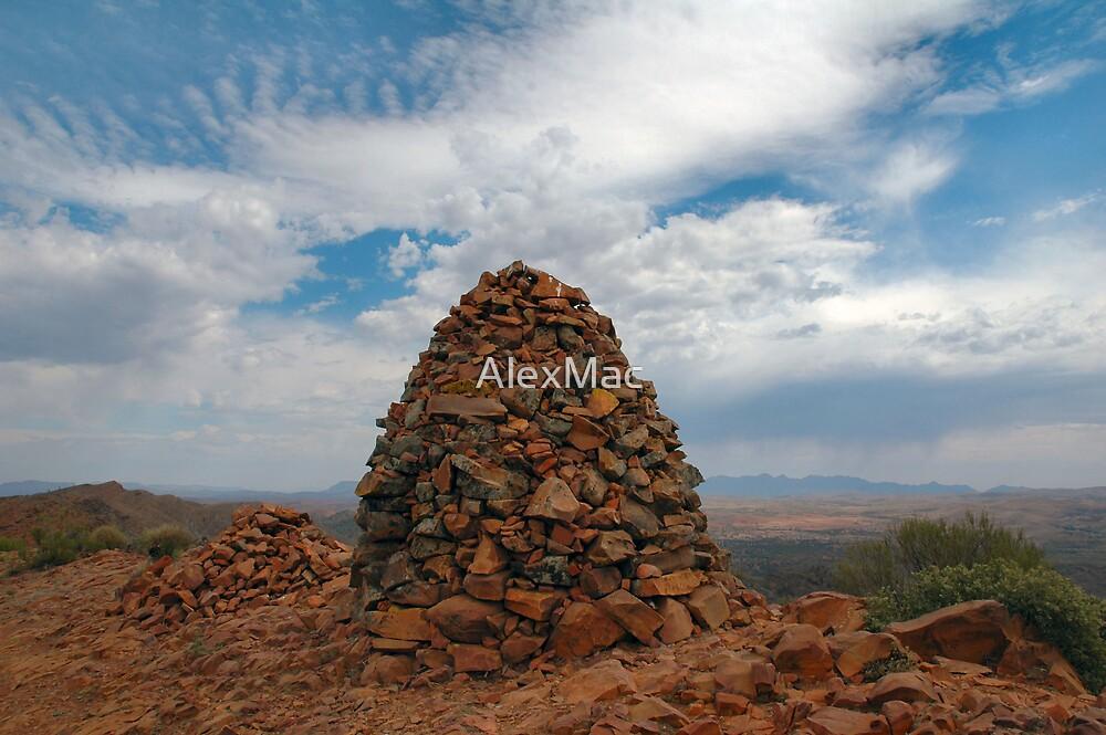 SkyTrek Flinders Rangers by AlexMac