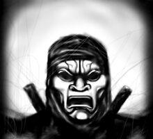 Spartan Enemy by Rangi Matthews