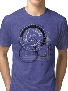 Gears Tri-blend T-Shirt