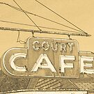Court Cafe by Lisa G. Putman