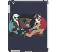 Dallas & Clover- Partners in Crime iPad Case/Skin