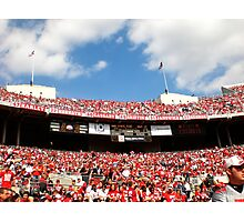 Game Day at OSU Photographic Print
