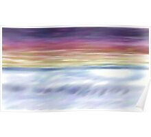 Landscape Seascape Sunrise Sunset Poster