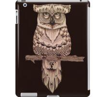 Tribal Owl iPad Case/Skin